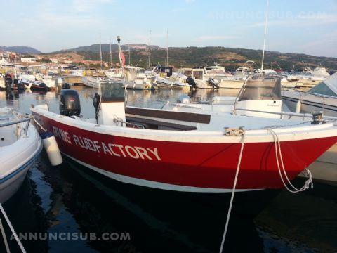Vendo barca lancia in vetroresina annunci sub for Barca lancia vetroresina